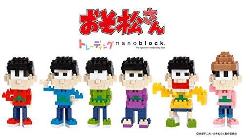 おそ松さん ナノブロック